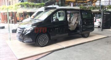 GALERI: MPV Mewah Mercedes-Benz Indonesia (24 Foto)