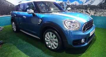 GALERI: MINI Countryman 2017 Spek Indonesia (32 FOTO)