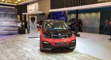 GIIAS 2019: Mobil Listrik Mungil BMW Resmi Dijual