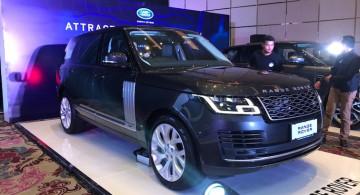 GALERI: New Range Rover 2018 (22 Foto)