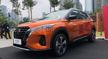 GALERI: Nissan Kicks e-Power (18 FOTO)