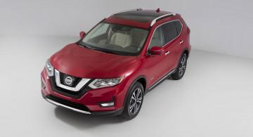 GALERI FOTO: Nissan X-Trail Facelift 2017 (7 Foto)