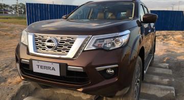 GALERI: Nissan Terra 2018 Versi Filipina (20 Foto)