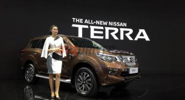 Inilah Harga Lengkap Nissan Terra Plus Foto Detailnya (12 Foto)