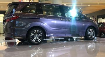 GALERI FOTO: Honda Odyssey Facelift 2018 (19 Foto)