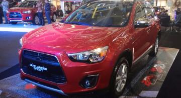 GALERI: Mitsubishi OutlanderSport Action (17 Foto)