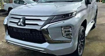 Wujud Utuh Pajero Sport Facelift Terungkap Gamblang! (9 FOTO)