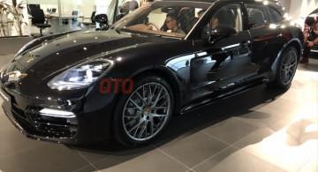 GALERI: Porsche Panamera 4S Sport Tourismo (20 FOTO)