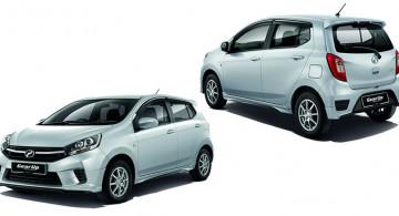 GALERI: Agya-Ayla Facelift Versi Malaysia (18 Foto)