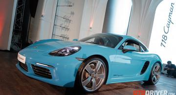 GALERI: Porsche 718 Cayman 2017 Spek Indonesia (17 FOTO)