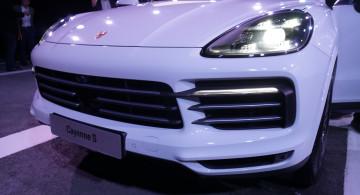 GALERI: Porsche Cayenne S (14 FOTO)