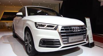 GALERI: Audi Q5 2017 (18 Foto)