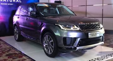 GALERI: Range Rover Sport 2018 (22 Foto)