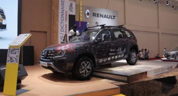GIIAS 2019: Harga Renault Duster Facelift Setara Wuling Almaz (13 FOTO)