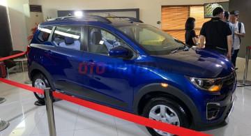 GALERI: Renault Triber Versi Indonesia (22 FOTO)
