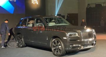 GALERI: Rolls-Royce Cullinan (21 Foto)
