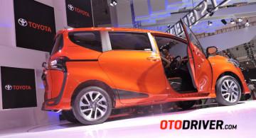 GALERI FOTO: Toyota Sienta Spek Indonesia