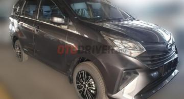 Wujud Utuh Daihatsu Sigra Facelift Terkuak