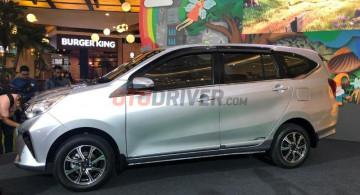 GALERI: Daihatsu Sigra Facelift dan Detail Harga (20 FOTO)
