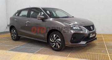 GALERI: Suzuki Baleno Hatchback Facelift (15 Foto)