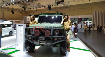 Inspirasi Modifikasi Suzuki Jimny, Ertiga dan Carry. Ada yang Tembus Ratusan Juta
