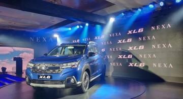 GALERI: Suzuki XL6 Meluncur di India (12 Foto)