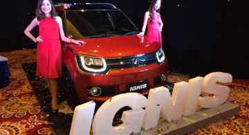 GALERI: Suzuki Ignis GX AGS 2017 (13 FOTO)