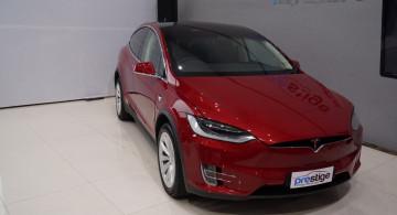 GALERI FOTO: Tesla Model X 75D (26 FOTO)
