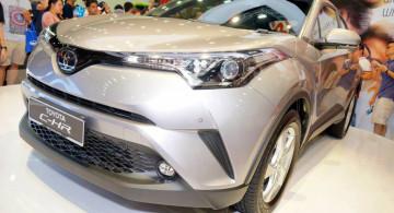 GALERI: Toyota C-HR Versi Produksi Massal Malaysia (14 Foto)