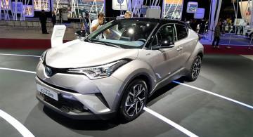 GALERI FOTO: Launching Toyota C-HR Di Paris Motor Show (14 Foto)
