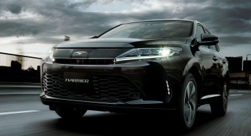 GALERI: Toyota Harrier Facelift 2017 (10 FOTO)
