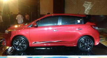 GALERI FOTO: Toyota Yaris Facelift 2016 Spek Indonesia (18 Foto)
