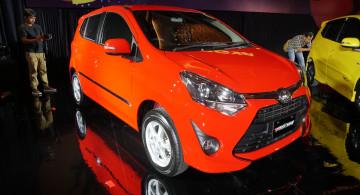 GALERI: Toyota New Agya 1.0 G (18 FOTO)