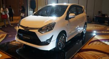 GALERI: Toyota New Agya 1.2 TRD S (25 Foto)