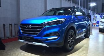 GALERI: Hyundai Santa Fe Special Edition dan Hyundai Tucson Special Edition (18 Foto)
