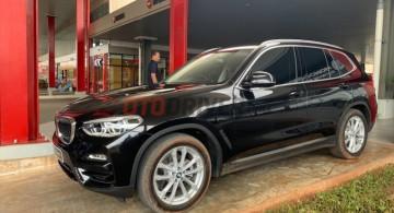 GALERI: BMW X3 sDrive 20i (21 Foto)