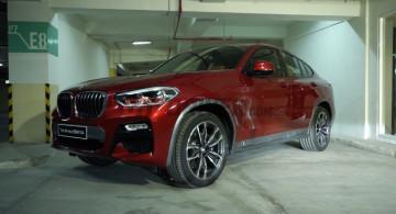GALERI: BMW X4 xDrive 30i M Sport (32 Foto)