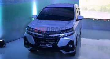 GALERI: Daihatsu Grand New Xenia 2019 (40 Foto)