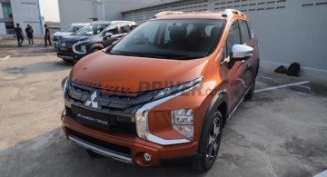 GALERI: Mitsubishi Xpander Cross AT (39 Foto)