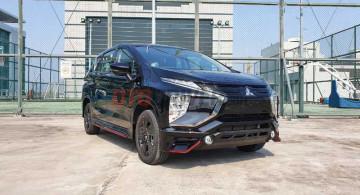 GALERI: Mitsubishi Xpander Cross Rockford Fosgate Black Edition dan Xpander Black Edition (20 FOTO)