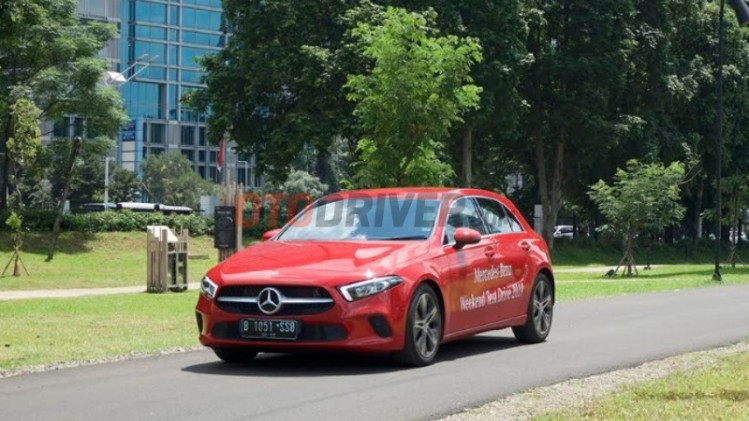 First Drive: Mercedes-Benz A 200 Progressive Line