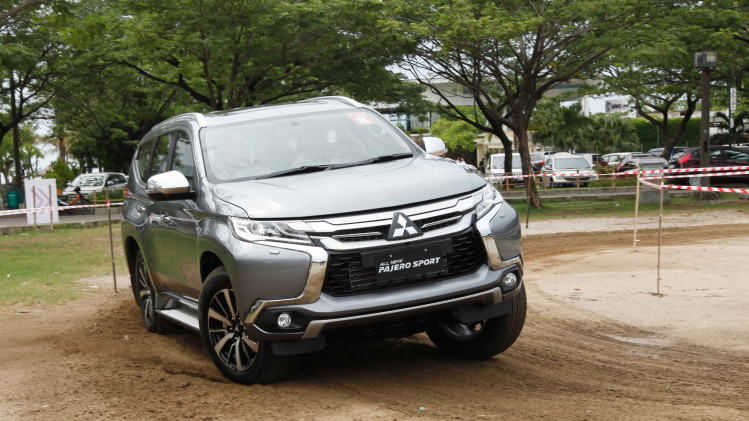 FIRST DRIVE: Mitsubishi All New Pajero Sport Dakar 4x4