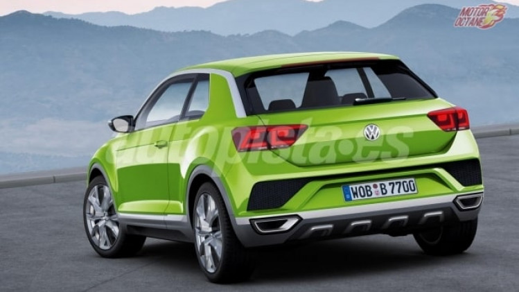 volkswagen polo suv 2018. wonderful polo volkswagen polo akan buat versi suv di 2018 with volkswagen polo suv 2018