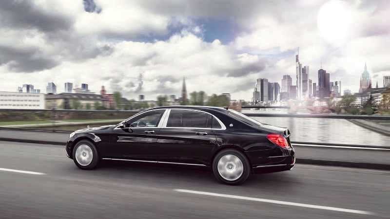Image result for Mercedes-Benz S600 Guard